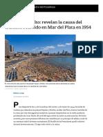 Misterio Resuelto_ Revelan La Causa Del Tsunami Ocurrido en Mar Del Plata en 1954 - LA NACION