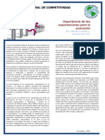 IMPORTANCIA DE LA ACTIVIDAD COMERCIAL EN PANAMÁ