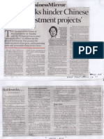Business Mirror, Apr. 24, 2019, Bottlenecks hinder Chinese trade, investment project.pdf