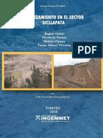 Deslizamiento Sector Sicllapata Cusco