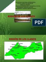 Situación de La Geografia de Venezuela