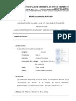 A- MEMORIA DESCRIPTIVA GENERAL-I.E N° 1564.doc
