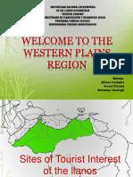 Presentacion Sobre La Región Llanera