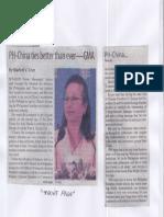 Manila Standard, Apr. 24, 2019, PH-China ties better than ever - GMA.pdf