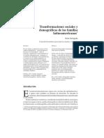 Transformaciones Sociales y Demograficas en Las Familias LA_Arraigada