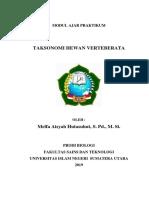 modul praktikum TAKSONOMI HEWAN VERTEBRATA.docx