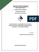 Los Elementos de La Situación Educatia de Paulo Freire en La Educación Prohibida
