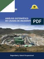 SSYMA-D05.01 Análisis Sistemático de Causas de Incidentes V1