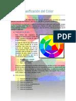 Clasificacion del Color.docx