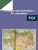 A Magyar Nép Történelme a XX. Században