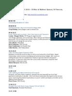 Agenda v1.1 20101102
