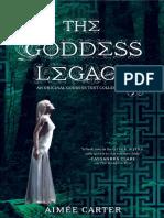 Aimée Carter - Série The Goddess Test #2.5 - The Goddess Legacy -.pdf