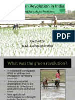 ppt green revolution