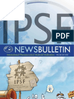 IPSF News Bulletin 39 2010