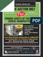 Post Cereal Web Brochure