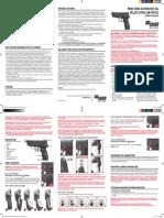 Airguns p226 Manual