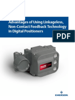 White Paper Linkageless Digital Positioners