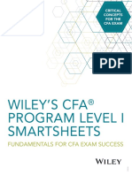 CFA Level 1 - Secret Sauce Flashcards _ Quizlet   Cost Of Capital