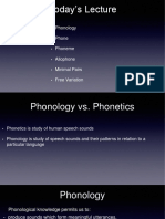 Phonology Simplified Lecture