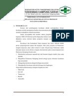 Kak Koordinasi Dan Komunikasi Lintas Program Dan Lintas Sektoral