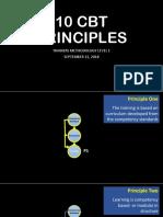 Principles 10 a Pf