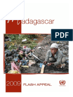 Madagascar Flash Appeal, 2009