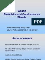 W05D2 Dielectrics Faraday Ice Pail Mac Jwb