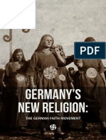 Germany's New Religion - The German Faith Movement