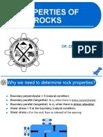 Lec 5 - Rock Properties