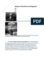 Atomic bombings of Hiroshima and Nagasaki.docx