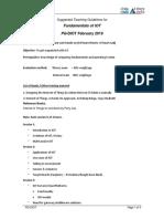 Pgdiot School Tg Fundamentals of Iot