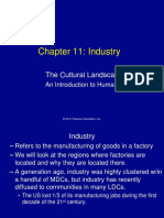 Industry Lecture PP Ap Human Geo