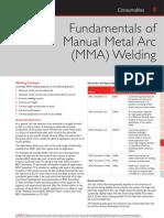 Fundamentals of Welding