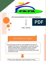 Presentation Program Kesehatan Peduli Remaja