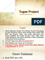 Tugas Project Aplikasi Basis Data