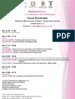 ProgettoROSA- Provincia di Taranto-