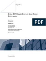 Using TSP Data to Evaluate Your Project Performance