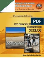 Mecánica de Suelos - Extracción y Muestreo de Suelos - Ricardo Palacios P.