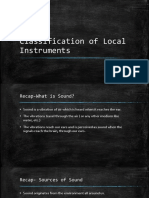 Gs1718 1st Contents G7 Classification of Localinstruments