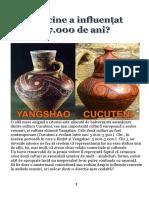 Cucuteni - Yangshao ( Proto Istorie ) - Fn