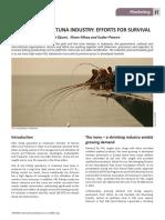 Indonesia's p & l Tuna Industry