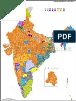 India Parliamentary Result