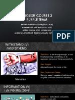 English Course 2 - Purple.pptx