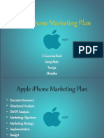 Apple Marketing Plan