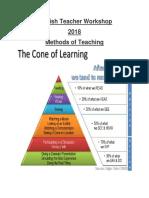 ECAFE Learning 2018