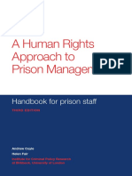 A HUMAN RIGHTS APPROACH TO PRISON MANAGEMENT A HUMAN RIGHTS APPROACH TO PRISON MANAGEMENT - Andrew Coyle.pdf