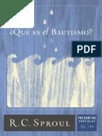 _Que Es el Bautismo_ (Spanish E - R.C. Sproul.pdf