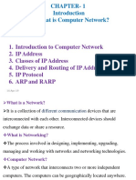 Chapter-1 Computer Network