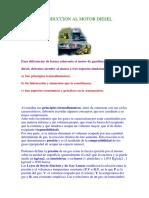 Introduccion Al Motor Diesel
