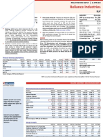 Reliance Industries - 4QFY19 - HDFC Sec